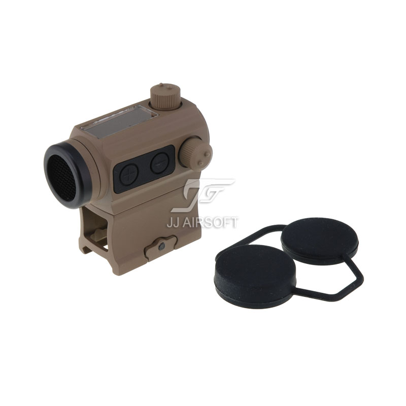 ФОТО TARGET Solar Power Red Dot with Riser Mount and Killflash (Tan) HOLOSUN HS503C Style