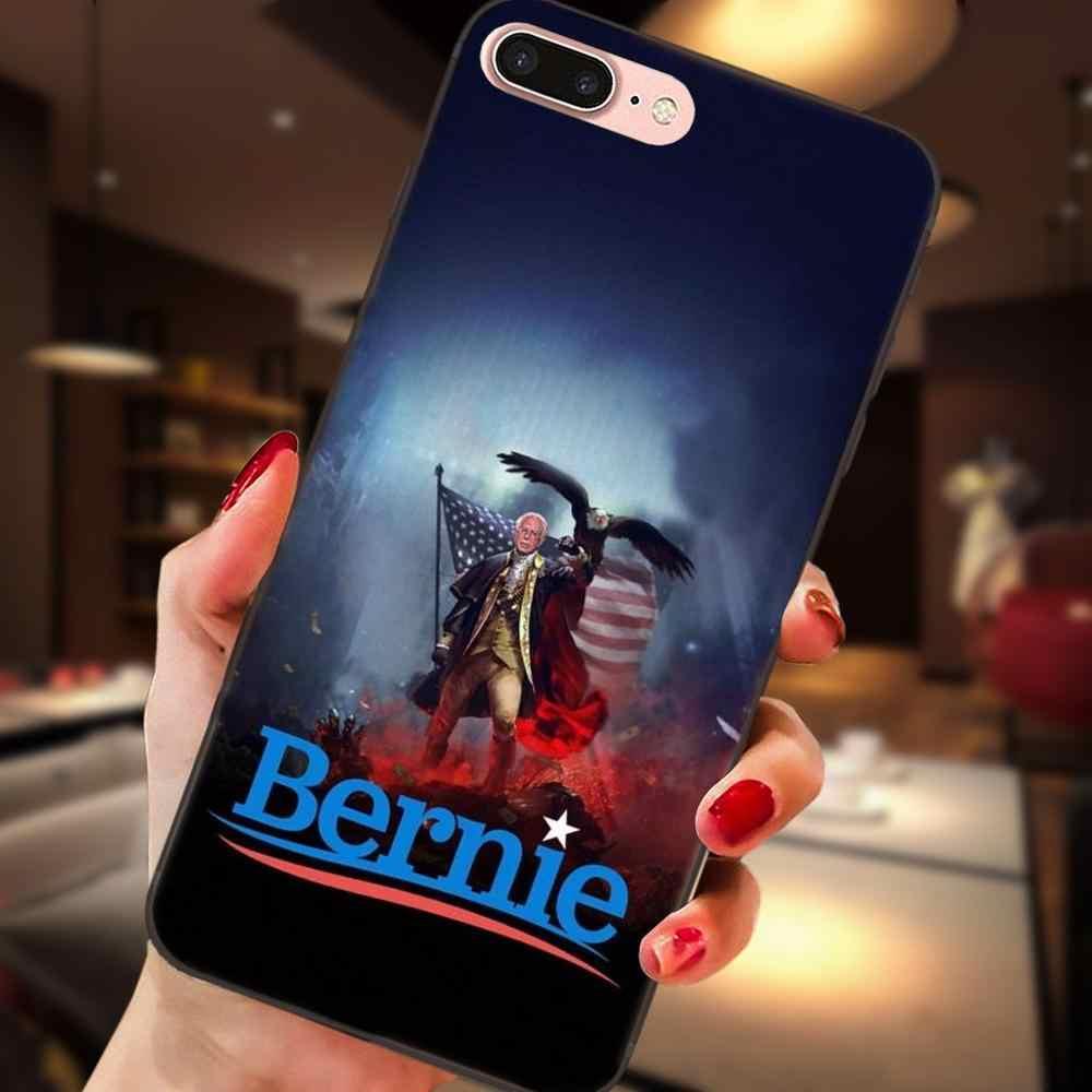 Bernie Sanders TPU Protector Für Huawei Honor 5A 6A 6C 7A 7C 7X 8A 8C 8X9 10 P8 p9 P10 P20 P30 Mini Lite Plus