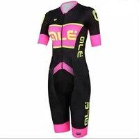 Pro Summer Women S Short Cycling Jersey Bib Shorts 9d Gel Pad Bike Bicycle Ale Cycling