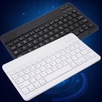 Universal 10 4 Inches Mini Bluetooth Wireless Slim Keyboard For IPad Galaxy Tabs IOS Android Windows