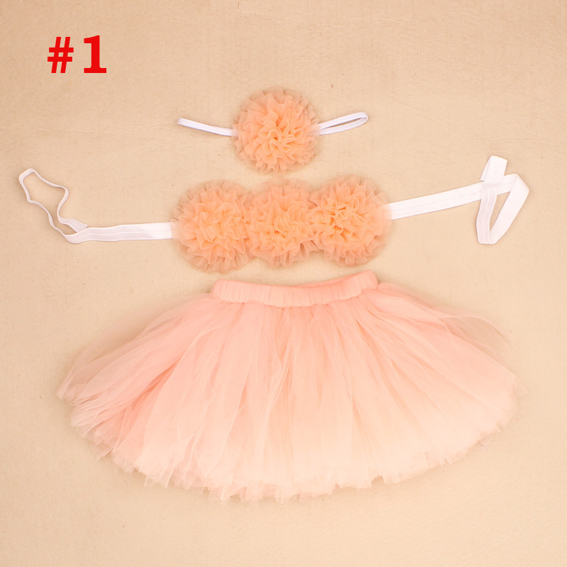 Baby-Tutus-Set-Fancy-Frills-3-Piece-Set-Includes-Tutu-Skirt-Headband-and-Top-Newborn-Photo-Props-Birthday-Tutu-Set-TS068-1
