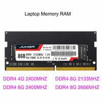 Ram DDR4 DDR3 DDR3L 4 GB/8 GB 1600/2400/2666/2133MHZ Type d'interface 260pin tension de mémoire 1.2V mémoire ram pour ordinateur portable