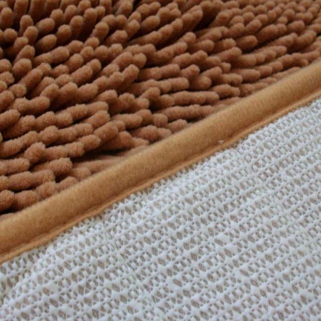 40*60 cm Bagno Assorbente Zerbino s per Vasca Antiscivolo Grigio Bagno Zerbino per Pavimento Del Bagno Vasca Da Bagno tappetini Lavabile In Lavatrice