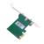 Nova PCI-E Dupla Frequência 2.4G/5G 300 Mbps 802.11b/g/n Wi-fi Sem Fio Cartão de Computador Placas de rede Networking Gadgets A # S0