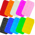 5000pcs/lot factory price Silicone Anti-slip double-sided sucker holder for iphone for Samsung,etc. cell phones 10 colors