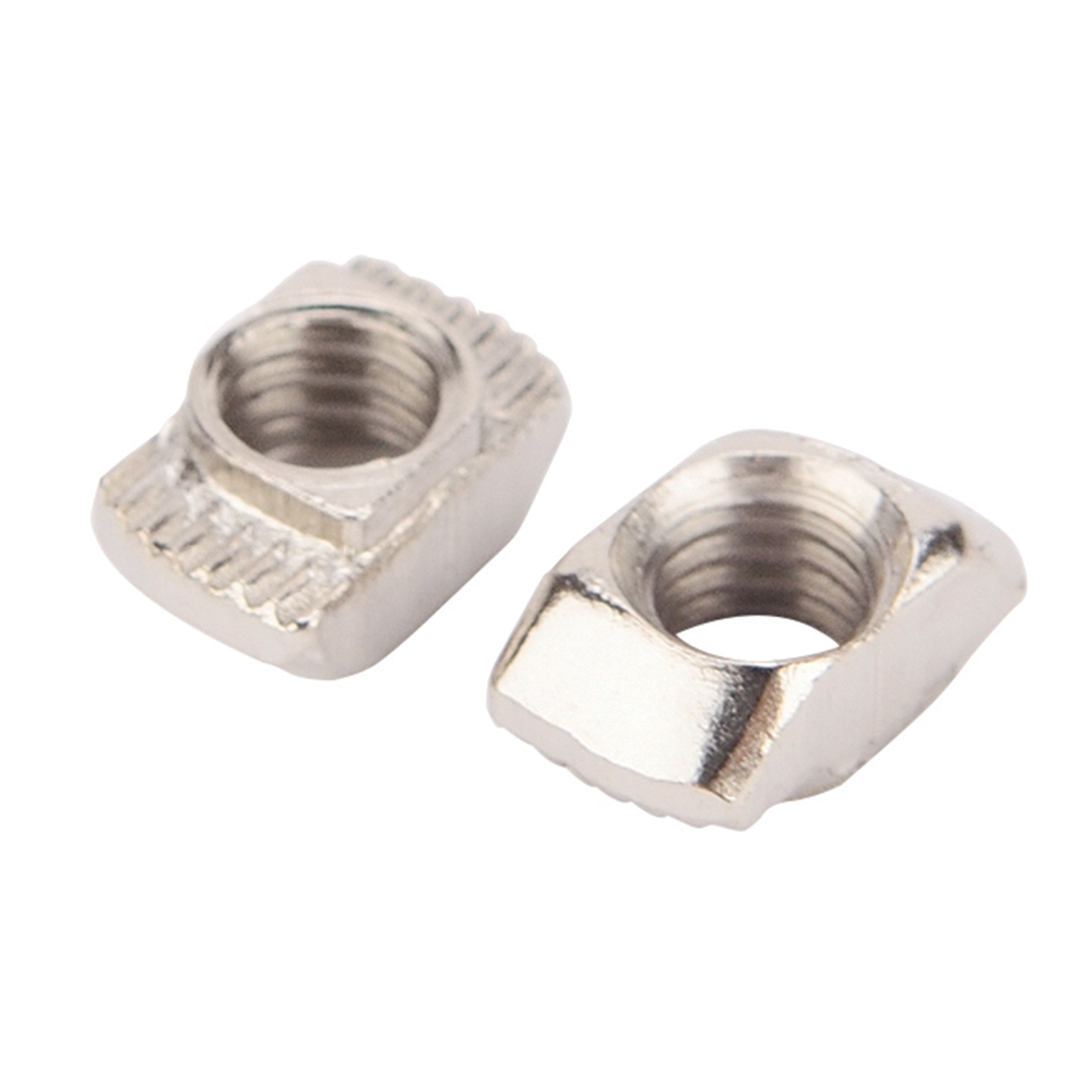 160pcs Or 110pcs Assortment Kits M3 M4 M5 M6 T Slot Aluminum Mur Nilon M8 Ss 304 Lock Nut Nylon Extrusion Profile And Ball In Nuts From Home Improvement On