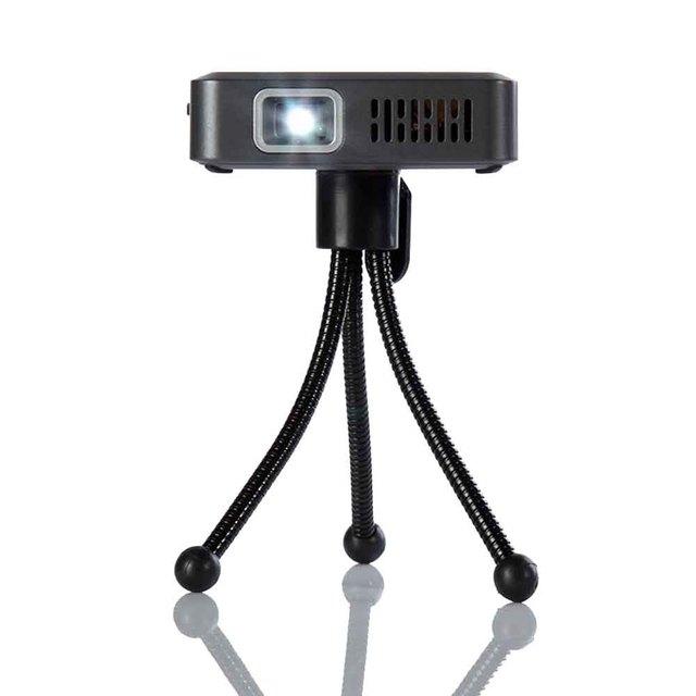 WEJOY DL-S30 Protable Mini Bolsillo LED Proyector DLP HDMI 3000 mAH Batería 854*480 de resolución led mini proyector