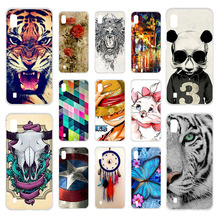 For Samsung Galaxy A10 Case Samsung A10 Silicone Soft TPU Phone Back Cover Case For Samsung A10 A105 A105F SM-A105F 6.2