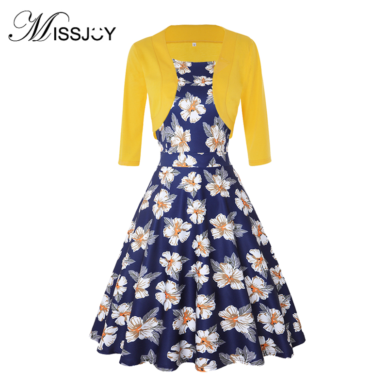 NEW Nature Republic Pin Up Dress Two Pieces Befree Modis Party Dresses Women Printing Casual Elegant Summer Autumn Love Republic