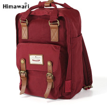 Brand teenage backpacks for girl Waterproof Kanken Backpack Travel Bag Women Lar