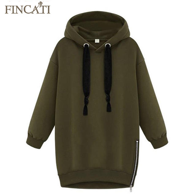 High Quality Ladies Cotton Loose Korean Anorak Style Hoodie Jacket