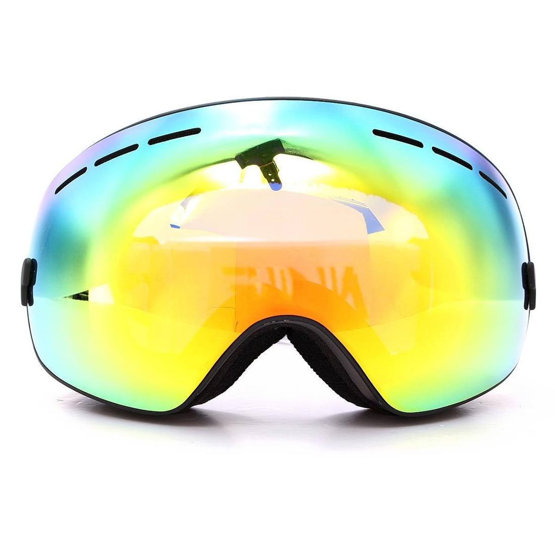 BENICE ski goggles double layer anti-fog eyes