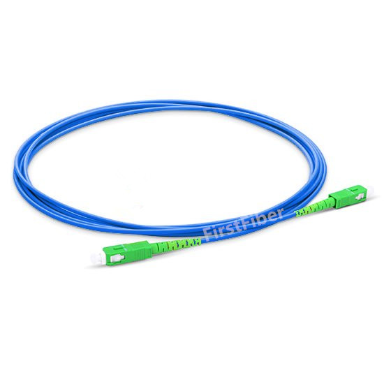 Image 2 - 10m  SC LC APC UPC PC Armored  Patch Cable Patch cord , jumper Simplex Single Mode PVC-in Fiber Optic Equipments from Cellphones & Telecommunications
