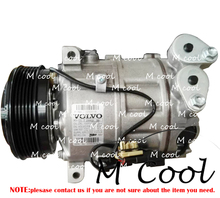 цена на High Quality DCS17EC AUTO AC COMPRESSOR FOR CAR VOLVO XC90 S80 FOR VW 8603299 8603968 8414091