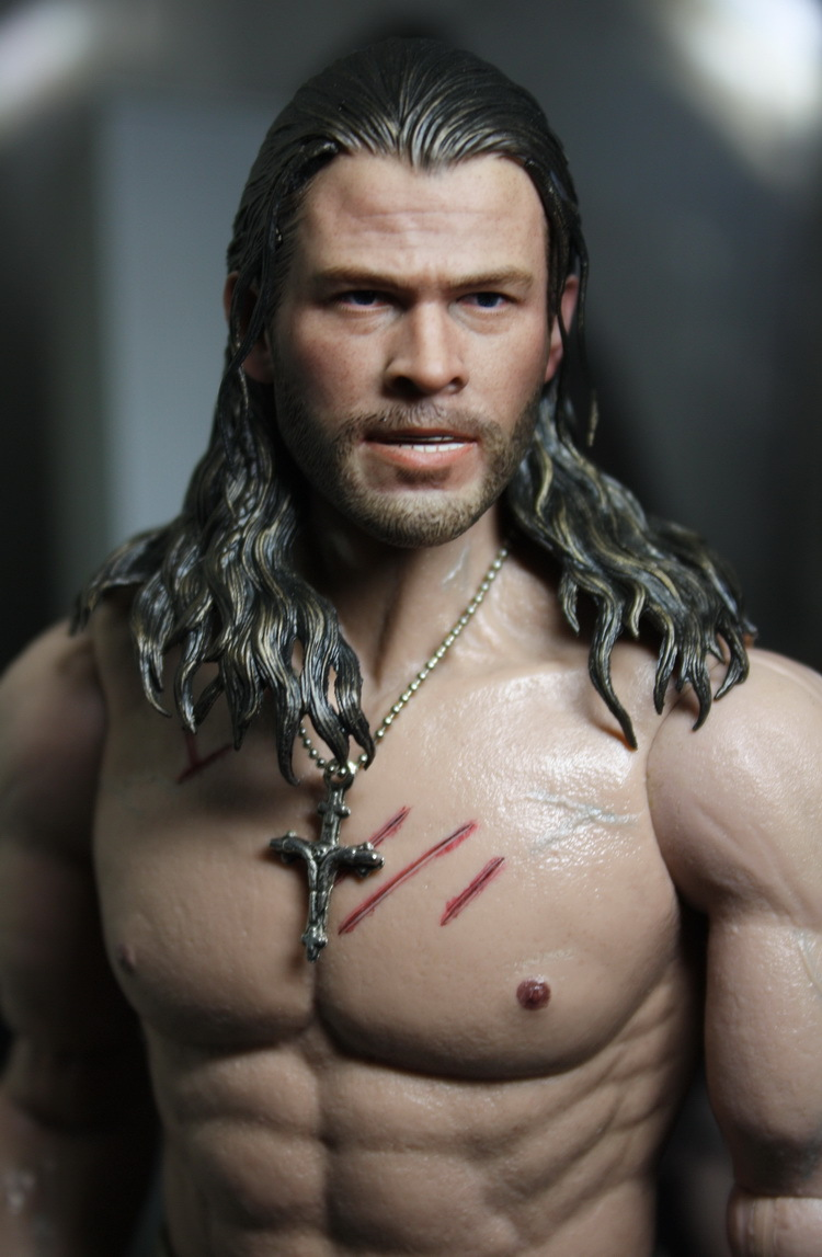 1/6 scale figure doll head shape for 12 action figure doll accessories Thor Odinson Chris Hemsworth male Head carved 1 6 scale figure doll head shape for 12 action figure doll accessories iron man 2 whiplash mickey rourke male head carved