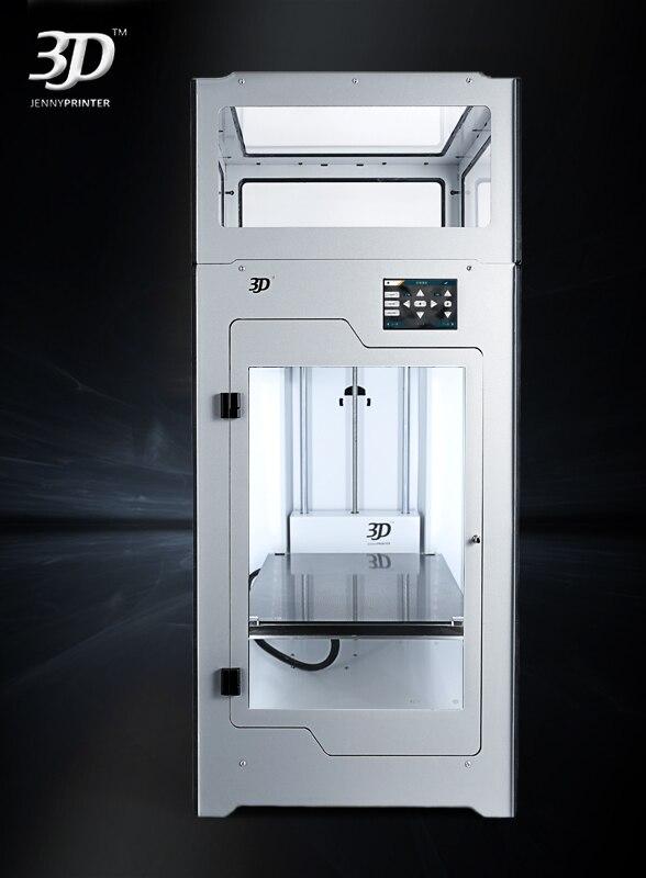 Новейший! JennyPrinter4 Z370 двойной экструдер с сенсорным экраном авто уровень FDM 3D принтер DIY Набор для Ultimaker 2 UM2 + расширенный