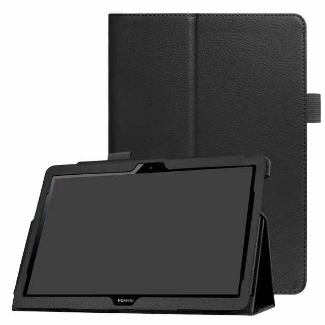 "Case Voor Huawei MediaPad T5 AGS2-W09/L09/L03/W19 10.1 ""Tablet Slim Smart Leather Stand CoverCase voor Huawei T5 10 + pen"