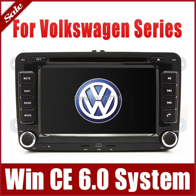 7 lecteur dvd de voiture pour vw volkswagen touran golf polo tiguan w gps navigation radio. Black Bedroom Furniture Sets. Home Design Ideas