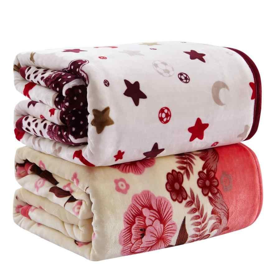 Luxury Electric Blanket Heated Blanket Security Electric Blanket Thicker Double Single Electric Mat Body Warmer Heater