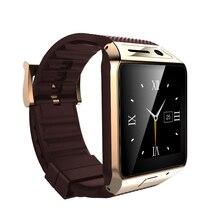 RACAHOO GV08S Bluetooth Smart Uhr Mit Kamera Armbanduhr Pedometer unterstützung Sim-karte Für Android Smartwatch PK F69 GT08 DZ09