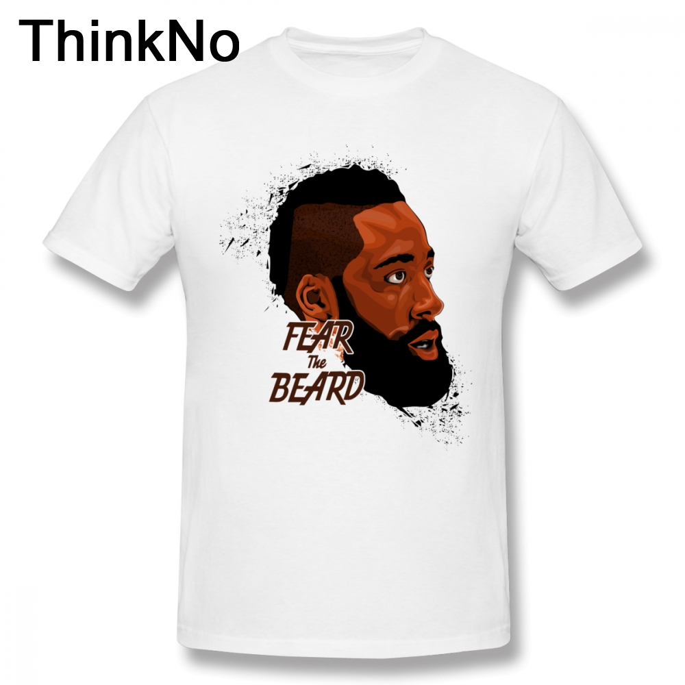 Business & Industrial Fear The Beard James Harden T-shirt S To 5xl