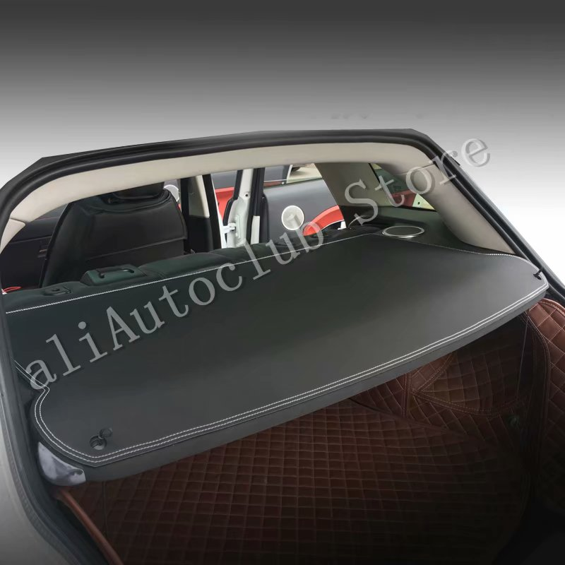 Tapis en cuir vitres arrière housses de tableau de bord tapis de bord accessoires de voiture personnalisés pour Ford Focus Mondeo Fiesta Mustang