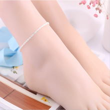 1PC Hot Summer Beach Ankle Infinite Silver Color Foot Jewelry Anklets ankle bracelets for women