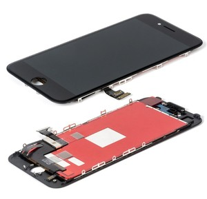 Image 4 - Numériseur daffichage LCD noir/blanc pour iPhone 6s AAA écran tactile LCD de qualité pour iPhone 6 7 5s 6splus pas de Pixel mort
