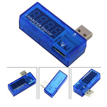 USB Current And Voltage Tester  for mobile phone computer charger mobile power data line detection(Products are not sold separ)