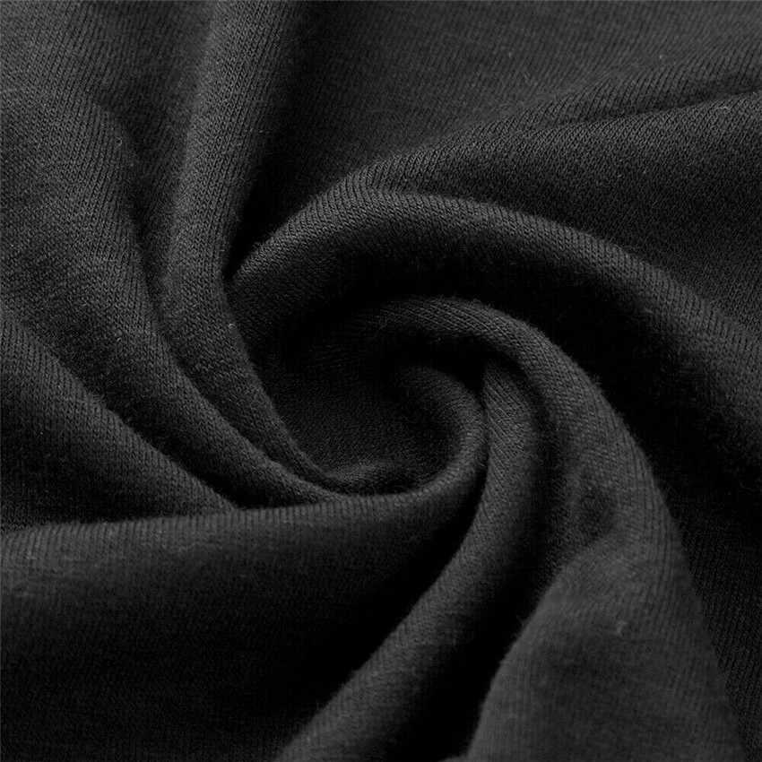 2019 טנקי קיץ נשים Camis אופנה קקטוס הדפסת Tees סקסי נשים ללא שרוולים טי נקבה שחור טנק למעלה camisa femenina