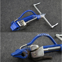 New Arrival SSTTS4 Screw Type Heavy Duty Stainless Steel Tie Tool Fastener Baler Wire Rod Fixing Clamp Tool 6.4-20mm Hot Selling
