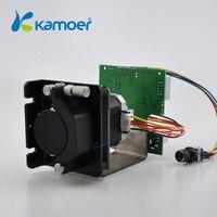 Kamoer KCS мини Перистальтический насос шаговый двигатель 12 В/24 В Электрический водяной насос с регулятором скорости доска