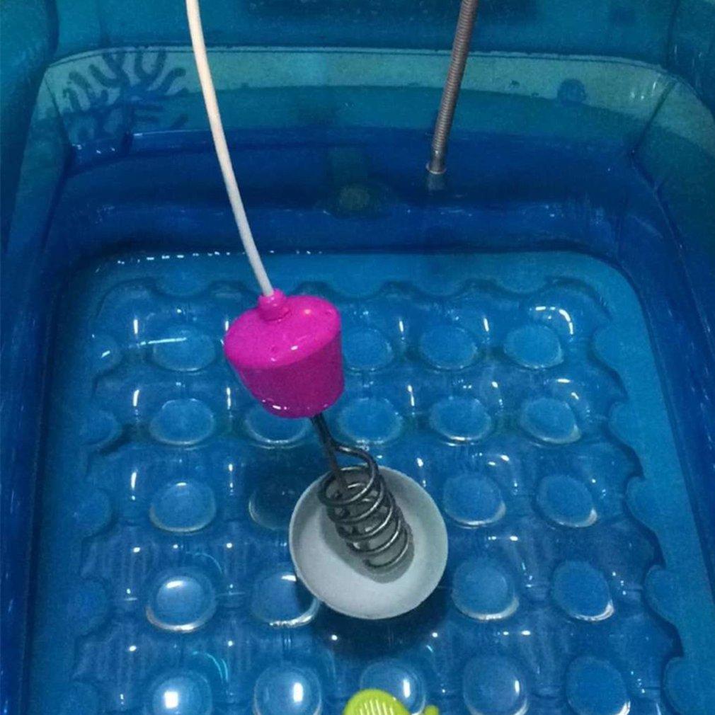 Дома 2000 Вт ванна бассейн высокой мощности нагреватель бойлер с термометром