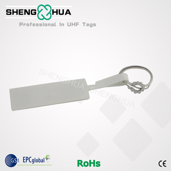RFID Passive UHF Unique ID Jewelery Tag 860-960MHz Customization Available Chip RFID Tag 40*30*0.3mm image