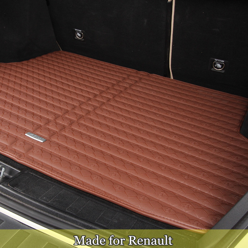 Trunk Mat For Renault Captur Laguna Megane Vel Satis Senic