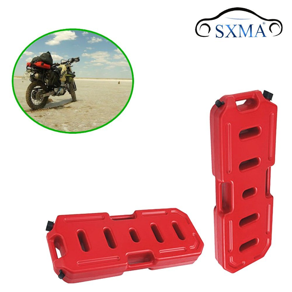 BESTSXMA Fuel Tank Cans Spare 8 Gallon Portable Fuel Oil Petrol Diesel Storage Gas Tank Emergency Backup(30L, Red) ef6600 petrol generator spare parts fuel tank assembly