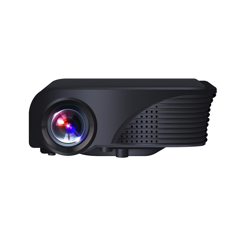 2016 Lowest price Home Theater LCD Portable 1080p S320 Mini Led Projector