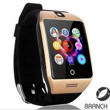 8กิกะไบต์หน่วยความจำเดิมAPROเชื่อมต่อบลูทูธสุขภาพนาฬิกาสายรัดข้อมือสมาร์ทโทรศัพท์นาฬิกาสำหรับA Ndroid IOS PK DZ09 F69 S Mart W Atch Q18
