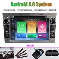 Octa Core Android 8.0 CAR Multi Media Player for OPEL VECTRA ANTARA ZAFIRA CORSA MERIVA ASTRA