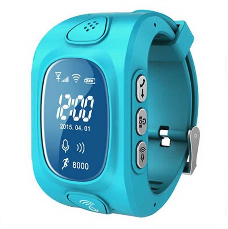 GPS font b GSM b font Wifi Tracker font b Watch b font for Kids Children