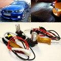 H11 H8 Canbus NENHUM Erro LED Luzes de Nevoeiro Para BMW E63 E64 E90 E91 E92 E93 328i 328xi 335i 335xi X5 E53 E70 E46 330i 325i X3 E83 Z4