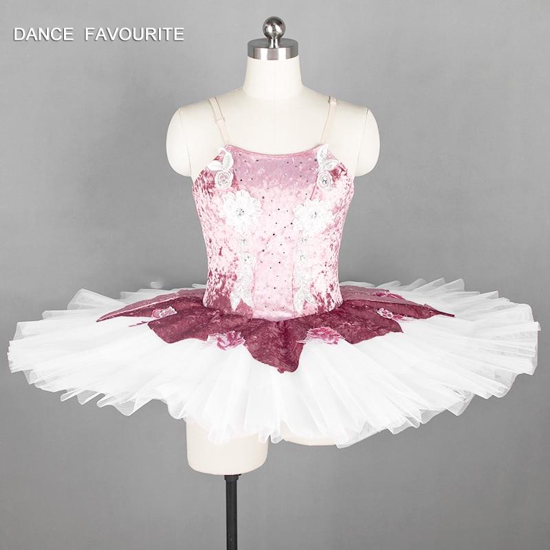 7 layer stiff tulle tutu velvet bodice top women ballet tutu costume nice design dance costume ballerina dance tutu