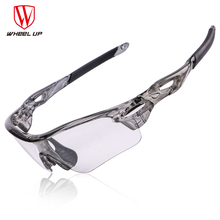 Wheel UP Photochromic Bike Glasses Polarized Sport Sunglasses Men Women Mountain Road Lu