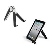 Evrensel Laptop PC Tablet Danışma Standı Tutucu Alüminyum + Plastik Taşınabilir Tutucu iPad Macbook Notebook için Ayarlanabilir Taban Desteği