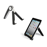 Universele Laptop PC Tablet Desk Holder Aluminium + Plastic Draagbare Houder voor iPad Macbook Notebook Verstelbare Base Ondersteuning