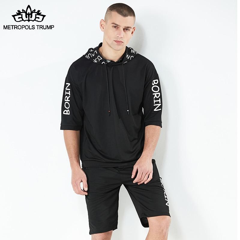 الرجال رياضية مجموعة أزياء رجالي - ملابس رجالية