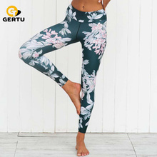 GERTU 2017 New Spring 3D printed sporting women leggings sexy fitness lady legging leisure women gymming leggings