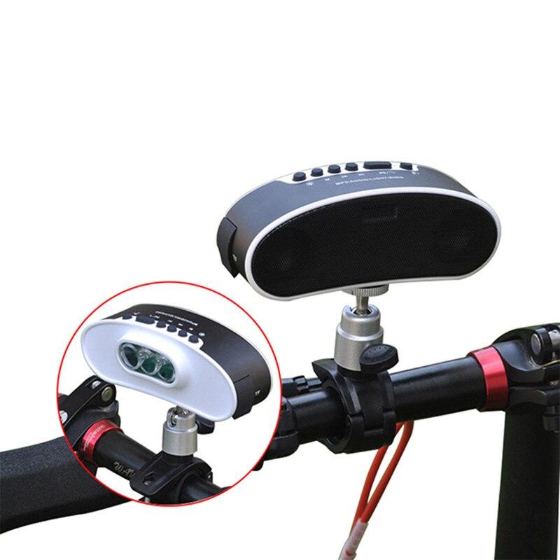 2018 Bike Bicycle Speaker Bluetooth Wireless Speaker Amplifier Sport altavoz bluetooth waterproof bocinas bluetooth receiver