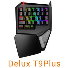 Delux T9 Mini Keyboard