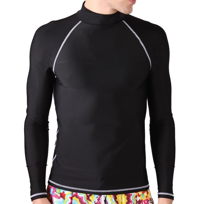 02bb490d7d SBART long Sleeve Rash Guard rashguard Surf Shirt And Scuba Diving ...